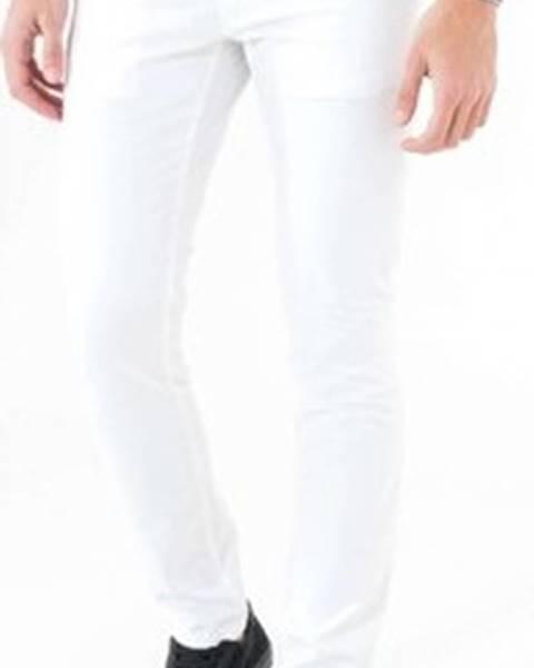 Bílé kalhoty Antony Morato