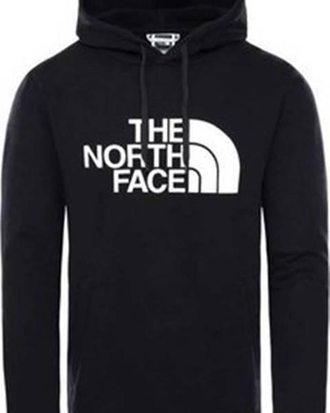 Černá mikina The North Face