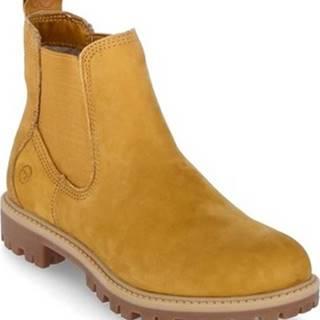 Kotníkové boty 112540125684 ruznobarevne
