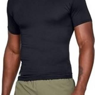 Trička s krátkým rukávem HG Tactical Compression Tee Černá