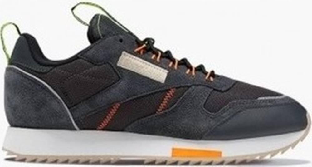 Reebok Sport Tenisky Classic Leather Ripple Trail Černá