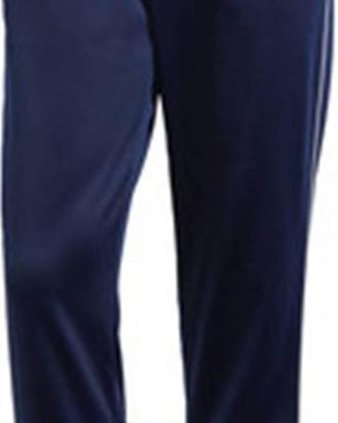 Modré tepláky adidas
