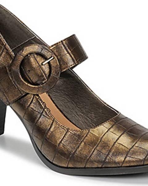 Hnědé boty Chattawak