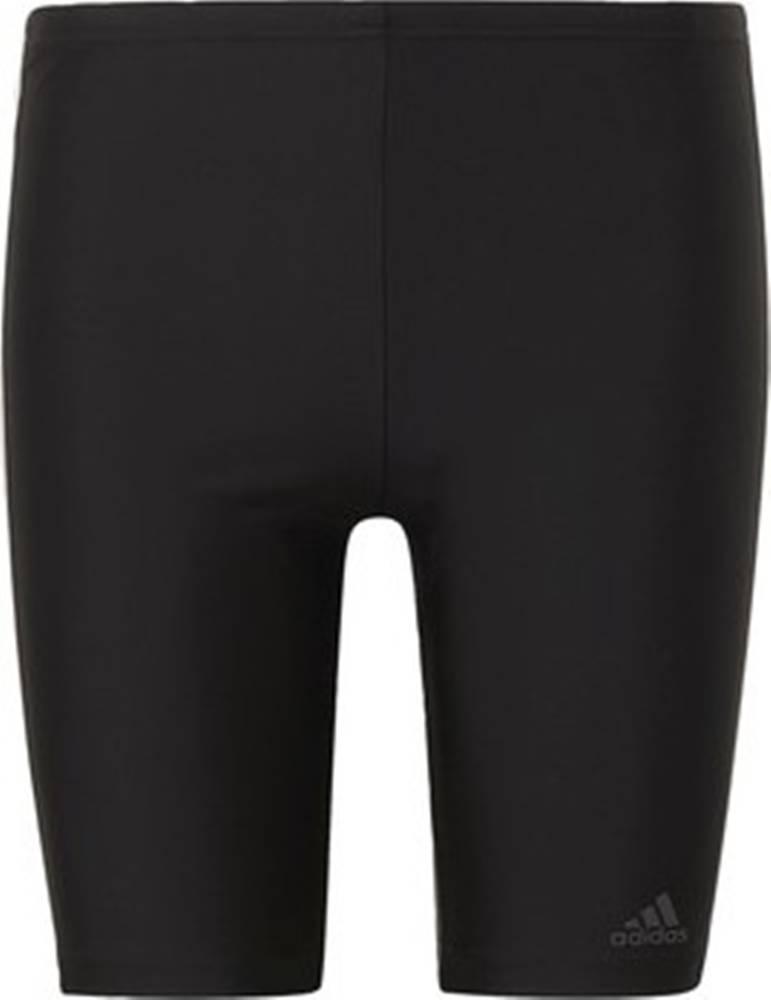 adidas adidas Plavky Plavky 3-Stripes Černá