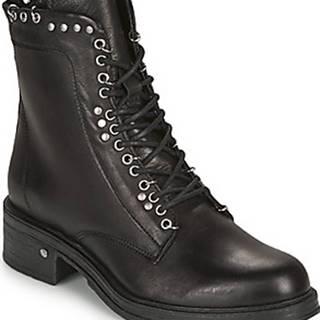Kotníkové boty Ratoya Černá