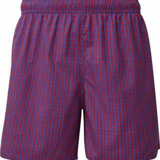 adidas Plavky Plavecké šortky Check CLX Modrá