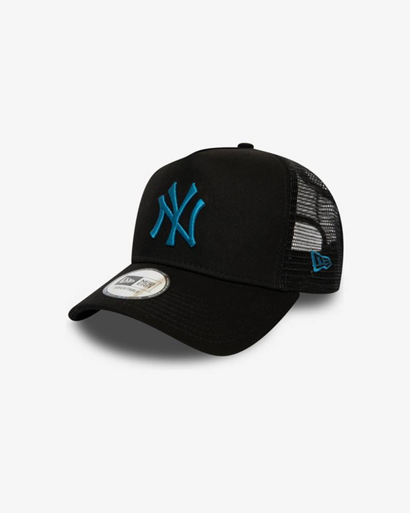 new era New York Yankees MLB League Essential 9Forty Kšiltovka Černá