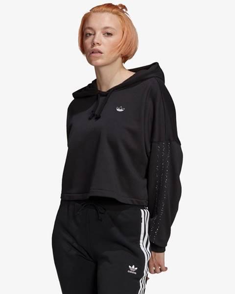 Černý svetr adidas originals