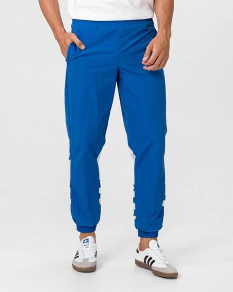Modré tepláky adidas originals