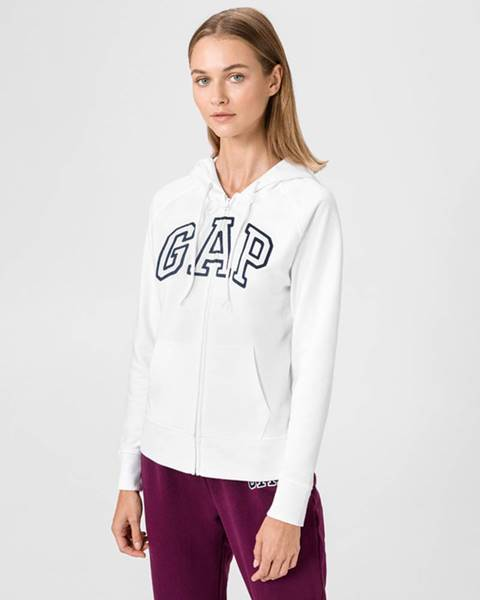 Bílý svetr GAP