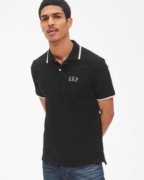 Černé tričko GAP