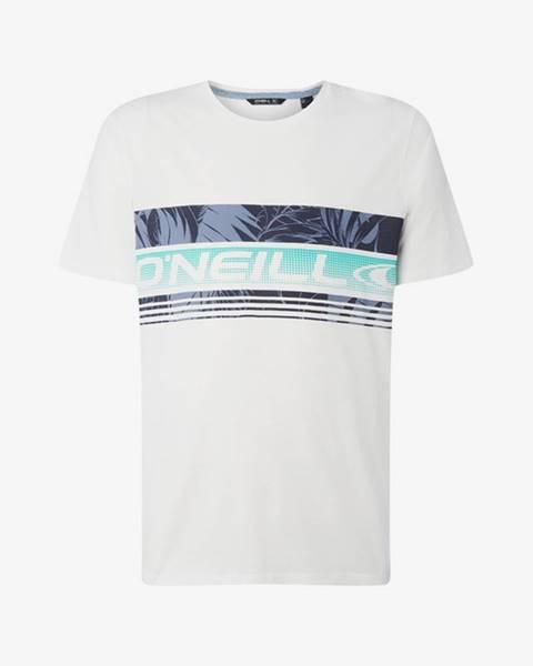 Bílé tričko o'neill
