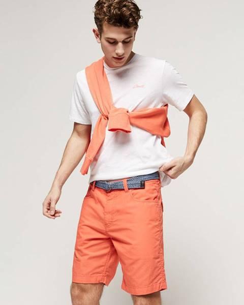 Oranžové kraťasy o'neill