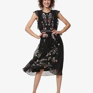 Sandy Šaty Černá