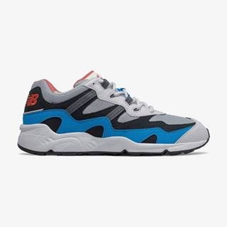 850 Tenisky Modrá Bílá