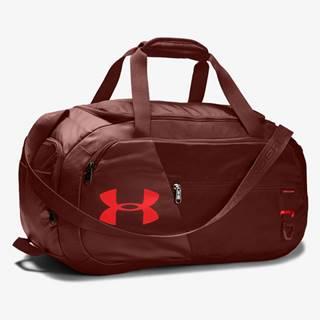 Undeniable 4.0 Small Sportovní taška Červená Hnědá
