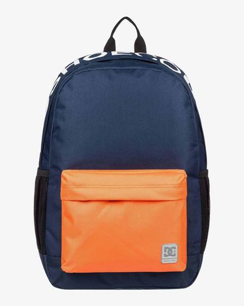 Modrý batoh DC