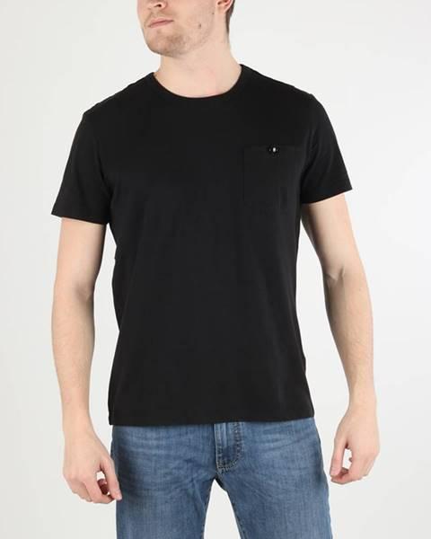 Černé tričko GAS