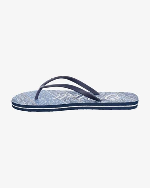 Modré pantofle o'neill