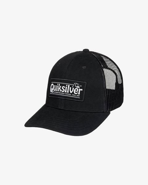 Černá čepice quiksilver