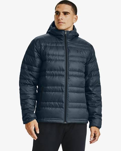 Modrá bunda under armour