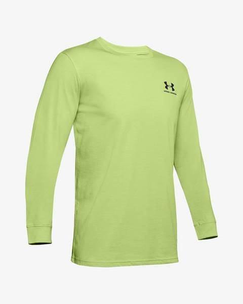 Žluté tričko under armour