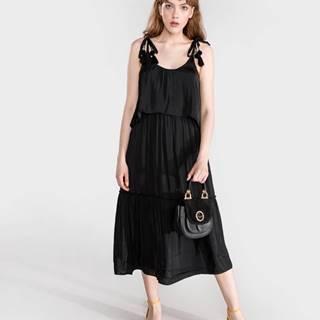 Larisa Šaty Černá