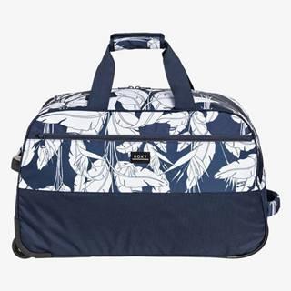 Feel It All Cestovní taška Modrá Bílá