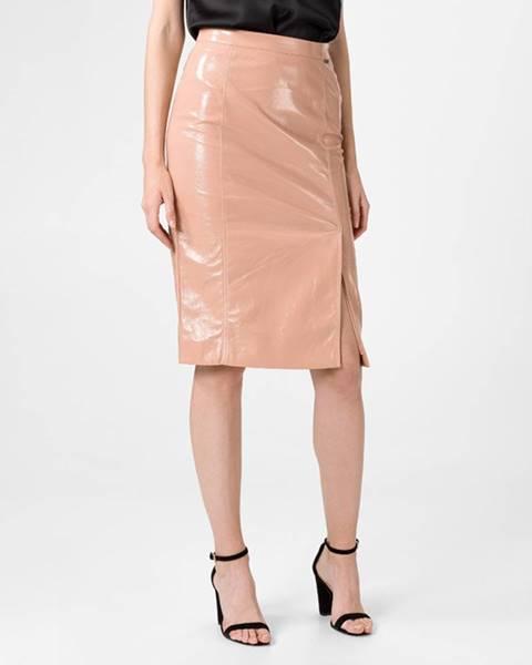 Růžová sukně TWINSET