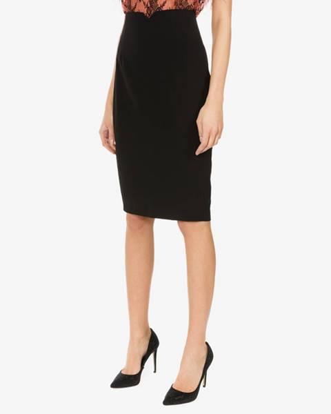 Černá sukně Bibloo by Barbara Nesvadbová