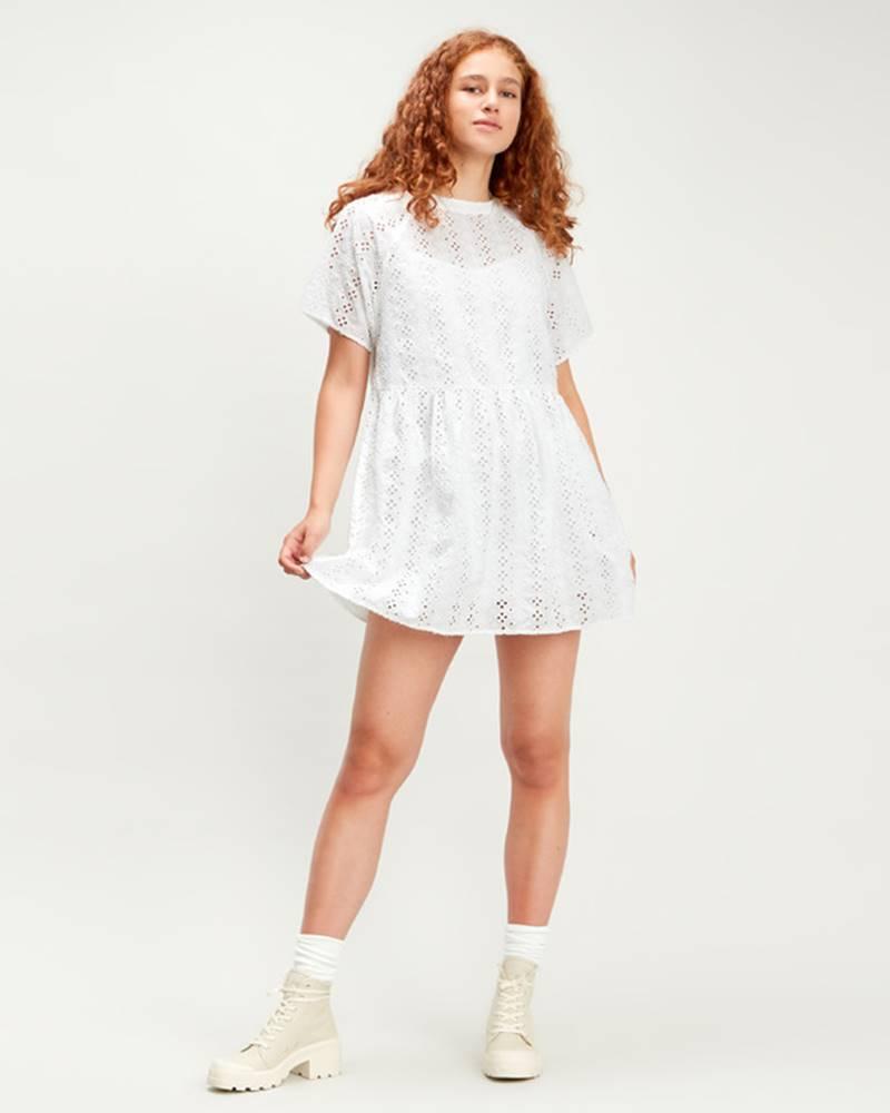 levi's® Poppy Šaty Bílá
