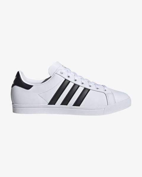 Bílé tenisky adidas originals