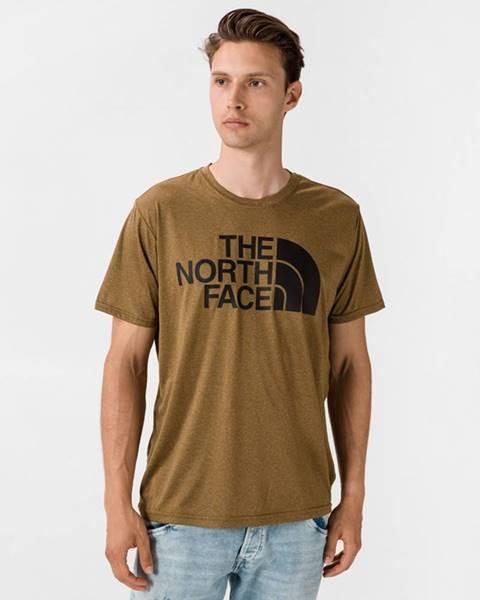 Zelené tričko The North Face