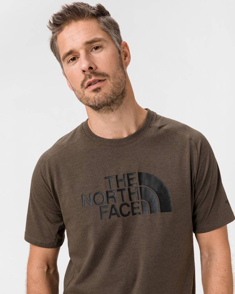 The North Face Wicker Triko Zelená