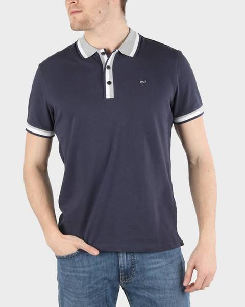Modré tričko GAS