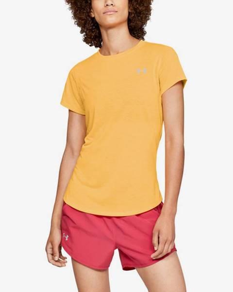 Žlutý top under armour