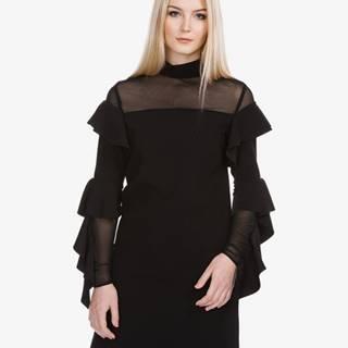 Basso Šaty Černá