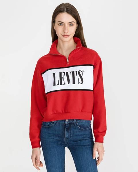 Červený svetr levi's®