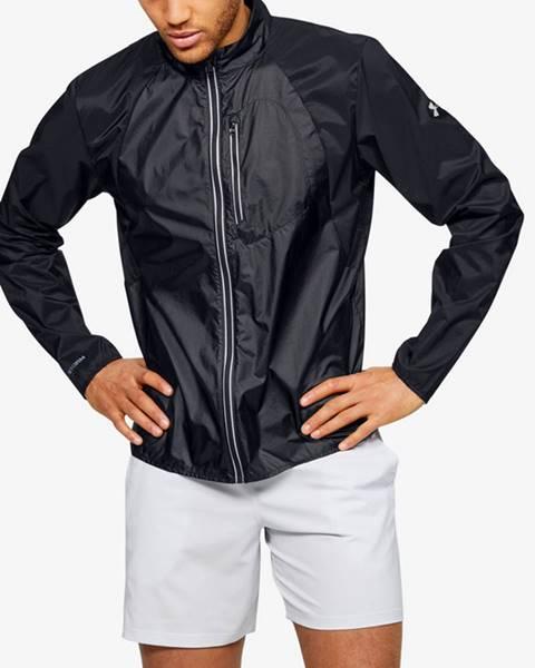 Černá bunda under armour