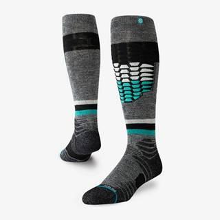 Stevens Ponožky Černá Zelená