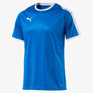 Liga Jersey Triko Modrá