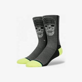 Skull Ponožky Černá