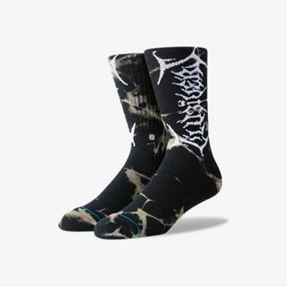 Uzi Dye Ponožky Černá