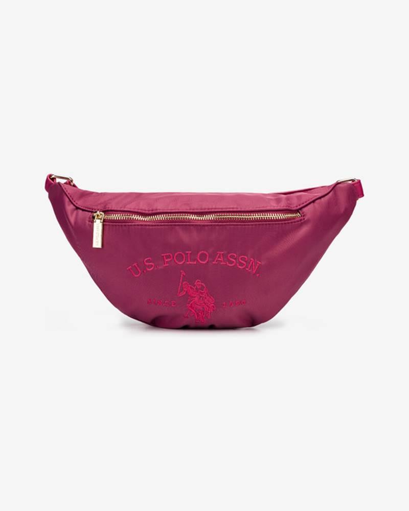U.S. Polo Assn Patterson Ledvinka Růžová