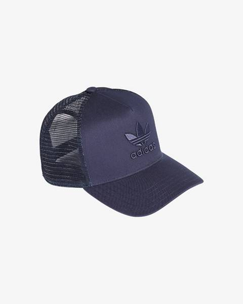 Modrá čepice adidas originals