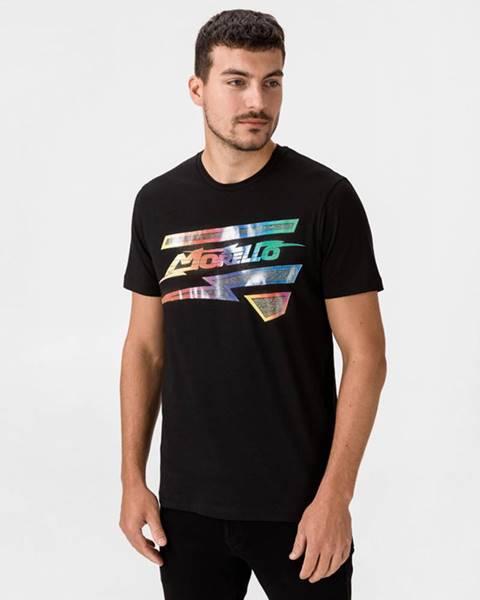 Černé tričko Frankie Morello