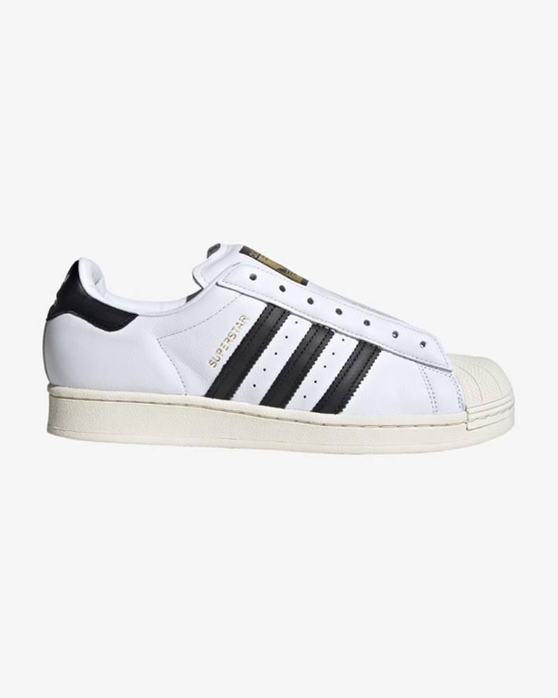 adidas originals Superstar Laceless Tenisky Bílá