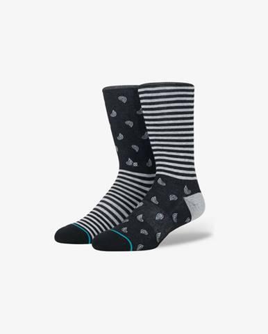 Paranoia Ponožky Černá
