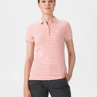 Naiad Breeze Polo triko Růžová