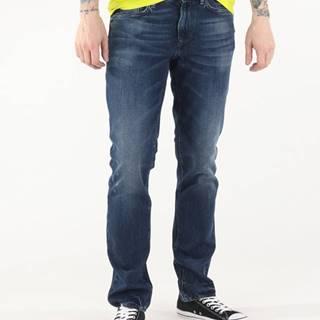 Jeans Modrá